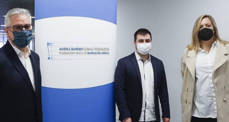Banden Euskal Federazioa martxan